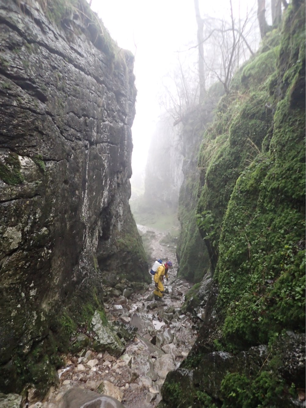 To Gaping Gill